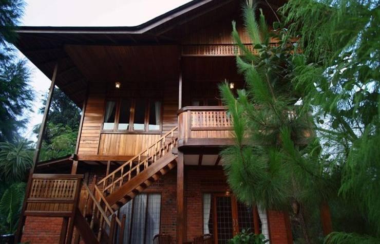 Jambuluwuk Puncak Resort Bogor - Eksterior