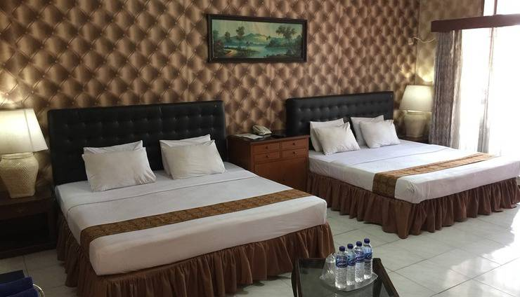 Palapa Hotel Purwokerto - Family 4 orang