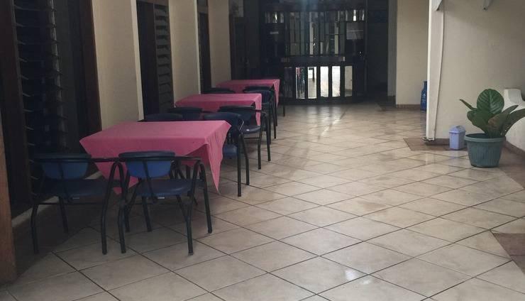 Palapa Hotel Purwokerto - Restaurant