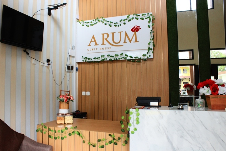 Arum Guest House Malang - Reception
