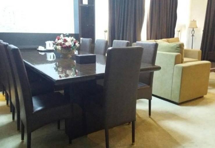 De Jehan's Hotel Kuningan - Ruang makan