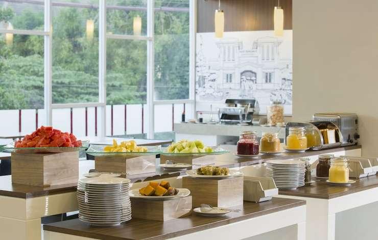 Amaris Hotel Malioboro - Breakfast Area