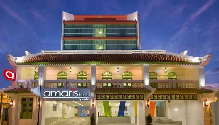 Amaris Hotel Malioboro - Tampilan Luar Hotel