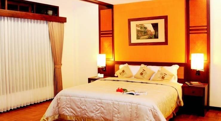 Pines Garden Resort Pasuruan - Rooms1