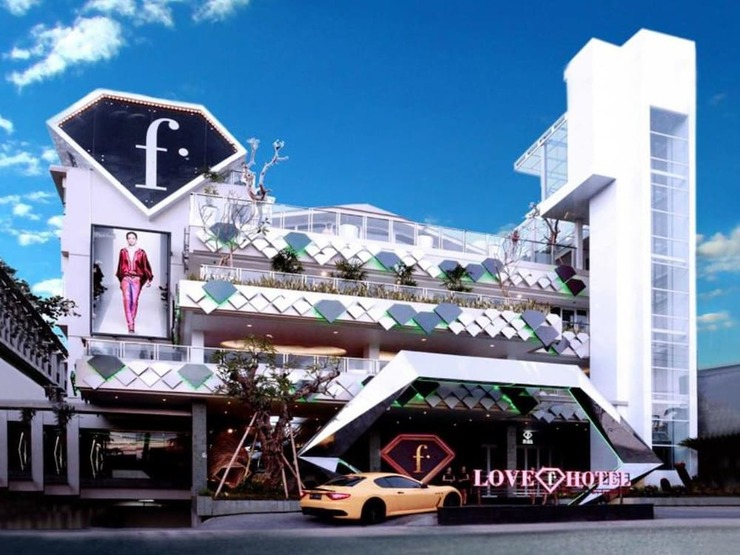 Fashion Hotel Legian - Front of Property