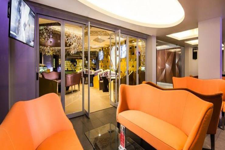 Fashion Hotel Legian - Ruang tamu