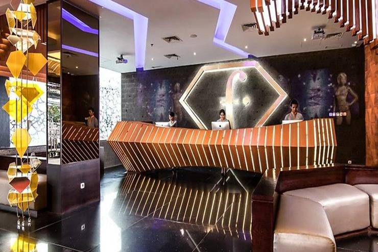 Fashion Hotel Legian - Resepsionis