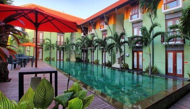 HARRIS Hotel Tuban - Harris Pool
