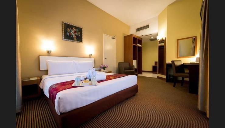 Alamat Harga Kamar Hotel Sentral Kuala Lumpur - Kuala Lumpur