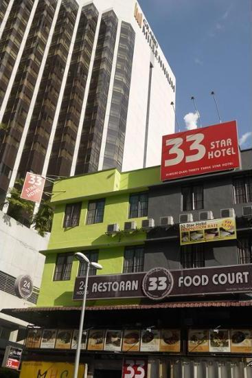 33 Star Hotel Kuala Lumpur - Featured Image