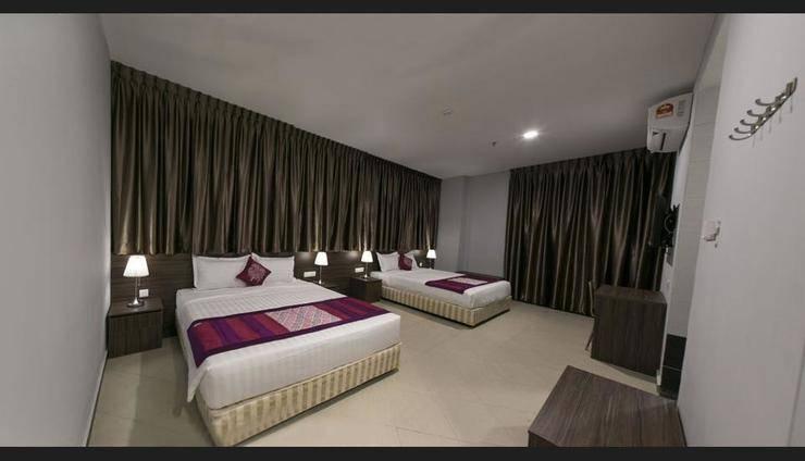 Lavana Hotel Chinatown Kuala Lumpur - Guestroom