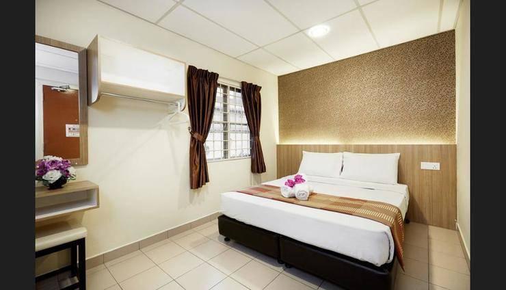 OYO 615 Dragon Inn Premium Hotel Kuala Lumpur - Featured Image