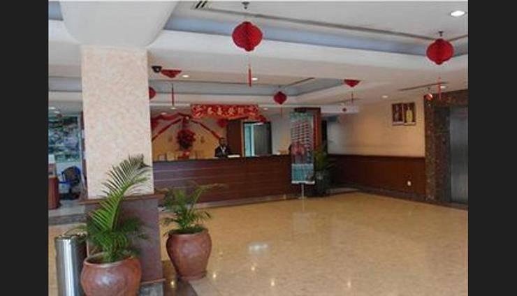 Mandarin Pacific Hotel Kuala Lumpur - Reception
