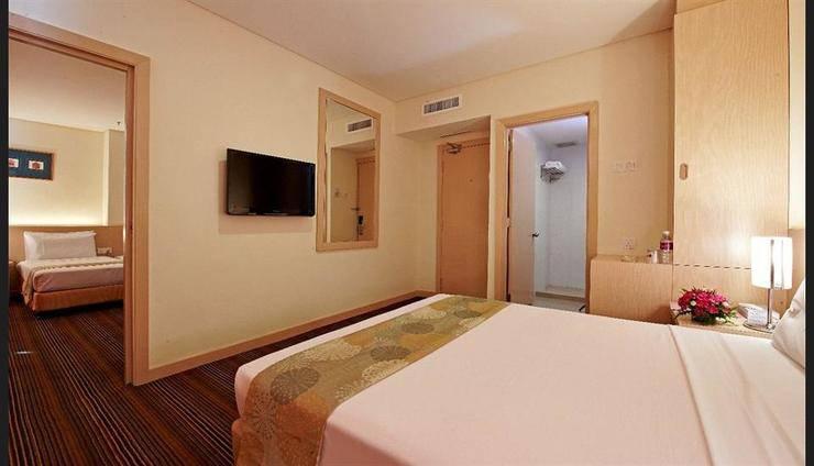 Ancasa Express @ Pudu Kuala Lumpur - Guestroom