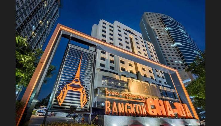 Review Hotel Bangkok Cha-Da Hotel (Bangkok)