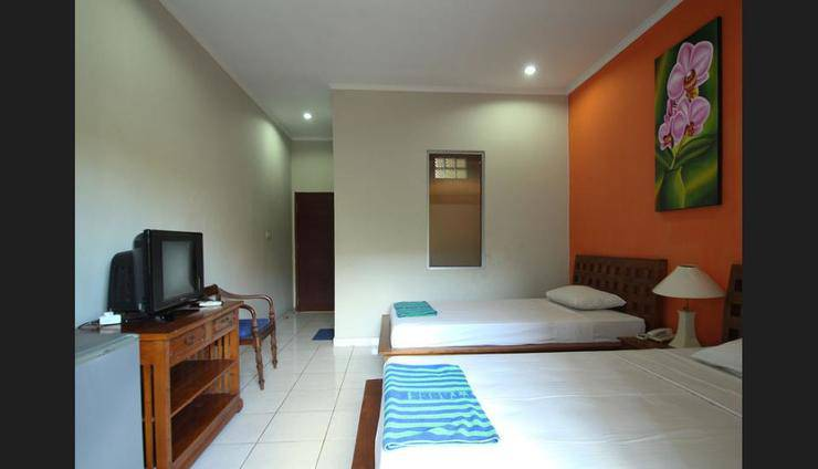 Su's Cottages II Bali - Guestroom