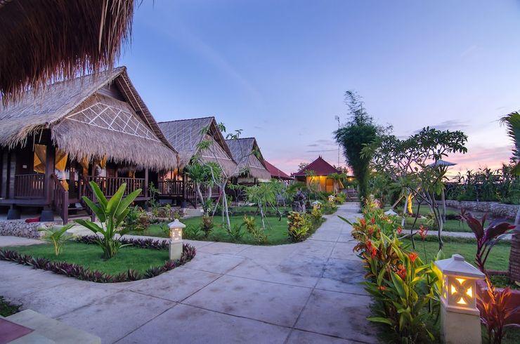 Sedok Jineng Villa Lembongan - Property Grounds