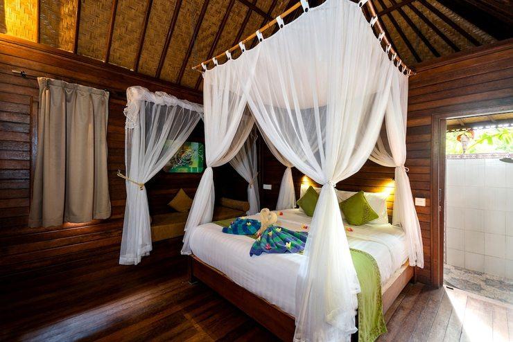 Sedok Jineng Villa Lembongan - Guestroom
