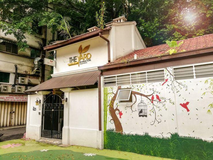 The Yard Boutique Hotel Kuala Lumpur - Featured Image