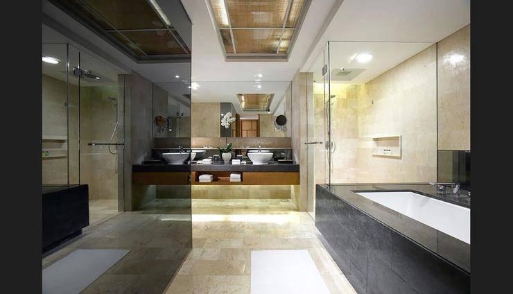 Grand Hyatt Bali - Bathroom