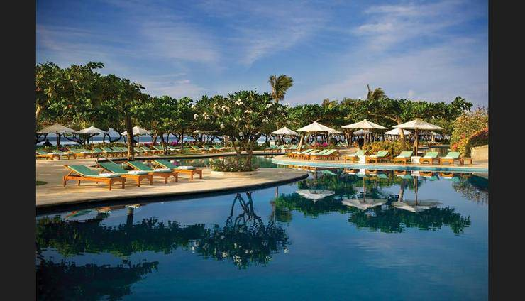 Grand Hyatt Bali - Outdoor Pool