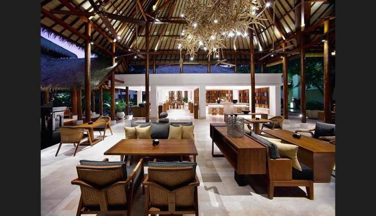 Grand Hyatt Bali - Hotel Bar