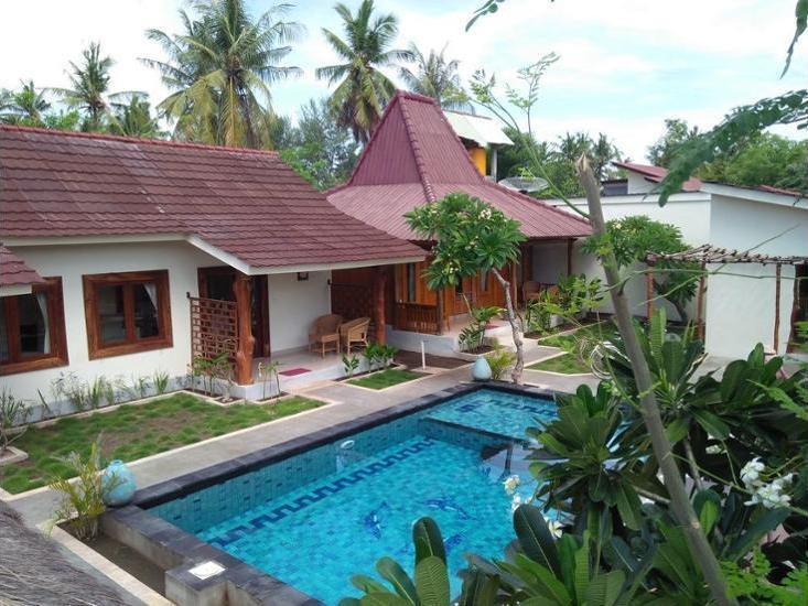 Villa Kinagu Lombok - Featured Image