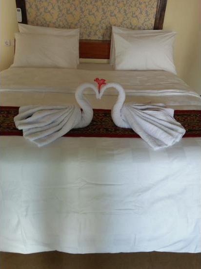 Villa Kinagu Lombok - Guestroom