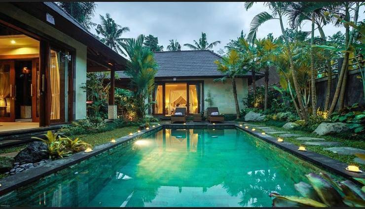 Buana Tirta Ubud Villa Bali - Featured Image