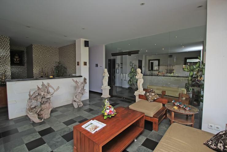 The Lokha Umalas Villas and Spa Bali - Reception