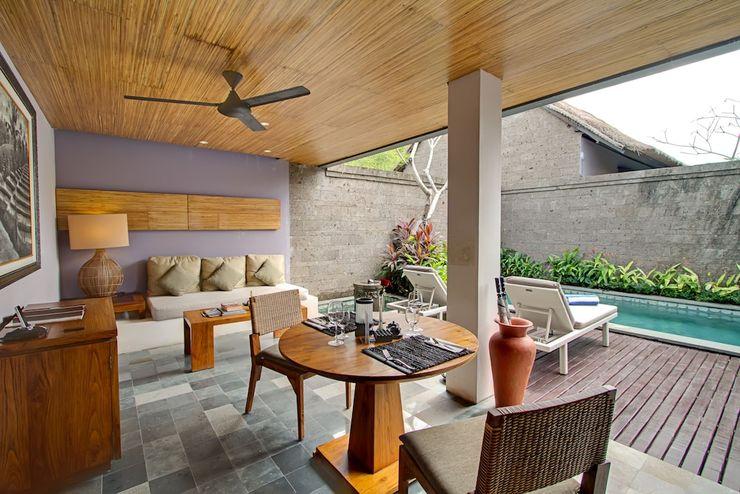 The Lokha Umalas Villas and Spa Bali - In-Room Kitchen