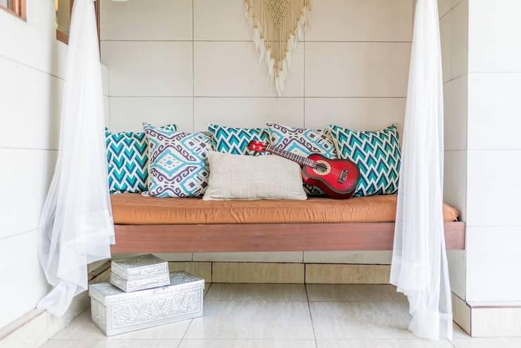 Antique Sentana Villa Ubud Bali - Guestroom