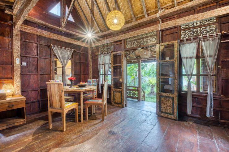Antique Sentana Villa Ubud Bali - Hotel Interior