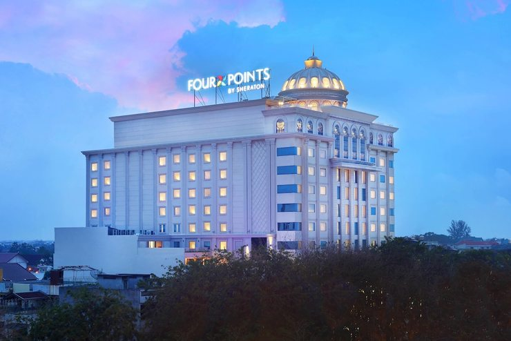 Four Points by Sheraton Medan Medan - Featured Image