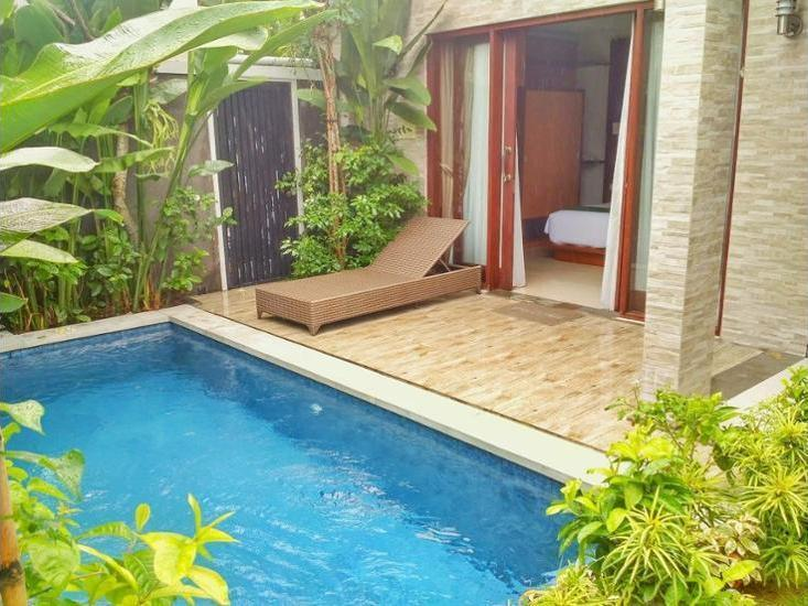 Amelle Villas & Residences Canggu Bali - Indoor Pool