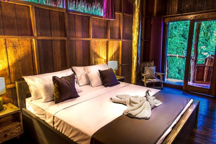 Gili Treehouses Lombok - Guestroom
