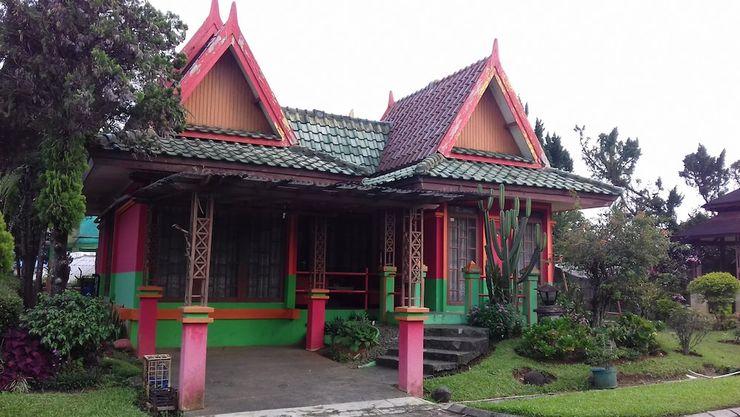 Villa Kota Bunga Teratai Cianjur - Featured Image