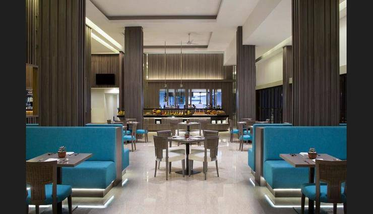Fairfield Inn by Marriott Belitung - Restaurant