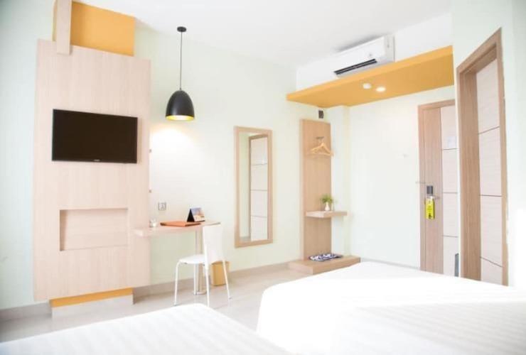 Infinity Hotel by Tritama Hospitality Jambi - Guestroom