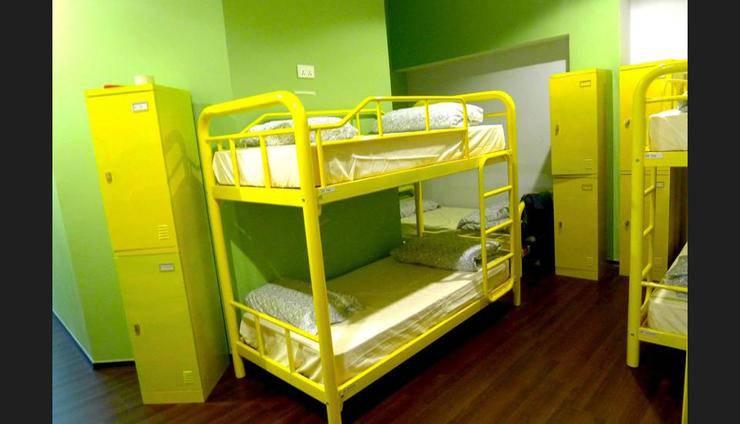 Beary Best Hostel Singapore - Guestroom