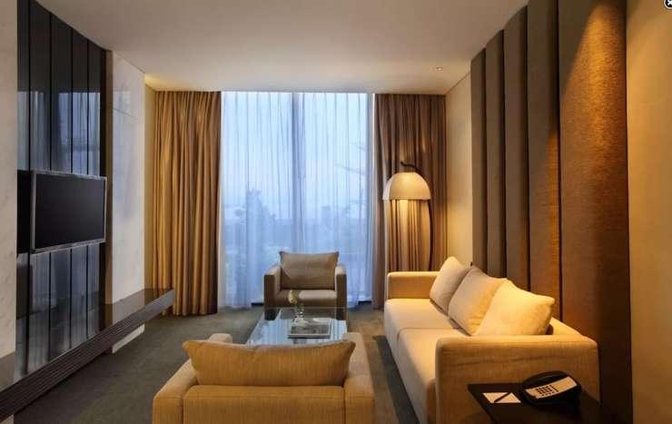 Review Hotel Crowne Plaza Semarang (Semarang)