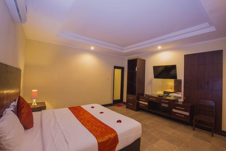 Aleida Villas Bali - Guestroom