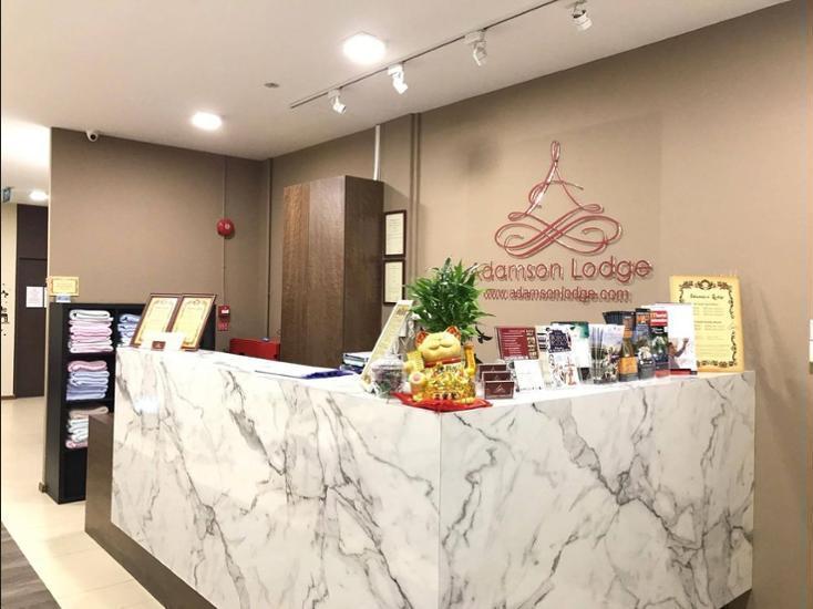 Adamson Lodge Singapore - Featured Image