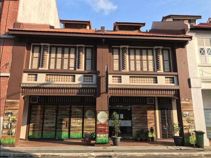 Alamat Review Hotel Adamson Lodge – Hostel - Singapore