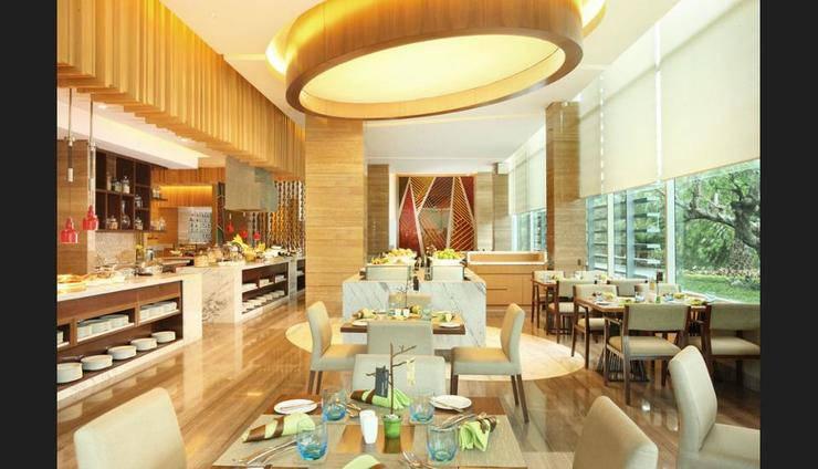 Holiday Inn Kemayoran Jakarta - Breakfast Area