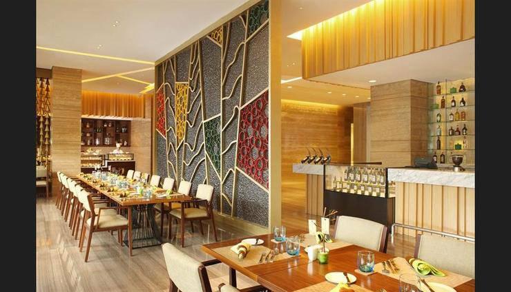 Holiday Inn Kemayoran Jakarta - Restaurant