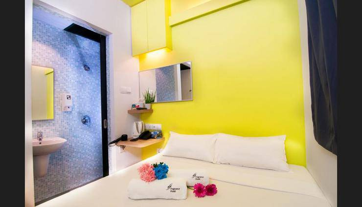 Fragrance Hotel Classic - Guestroom