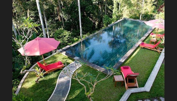 Suara Air Luxury Villa Ubud - Featured Image