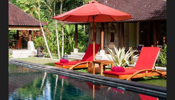 Suara Air Luxury Villa Ubud - Guestroom