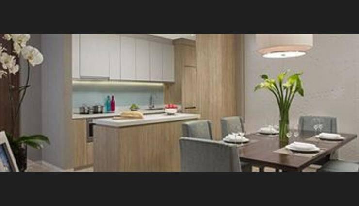 Ascott Kuningan Jakarta - In-Room Kitchen
